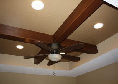 Precision is a must for custom lighting installations